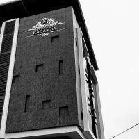 Hotel Grand Kadamba, hotel in Porvorim