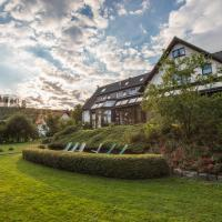 Hotel im Auerbachtal, отель в городе Бад-Ласфе