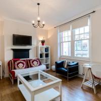 2 bedroom modern apartment on historic Marylebone Lane