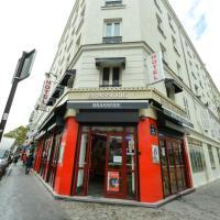 Hotel De La Poste, hotel v Paríži