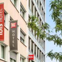 ibis Genève Centre Gare, Hotel in Genf