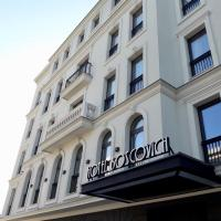 Boscovich Boutique Hotel, hotel in Podgorica