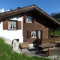 Ferienhaus Stutz links, hotel in Küblis