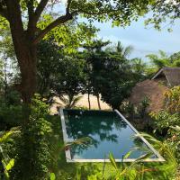 Coconut Beach Bungalows, hotell sihtkohas Chaloklum