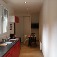 Valence centre, appartement 2 chambres fonctionnel et lumineux