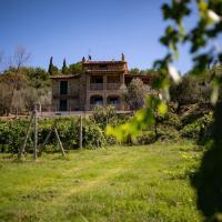Mortelle Villa Sleeps 10 Pool Air Con WiFi, hotel a Fondaccio