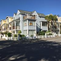 Bruce Waterfront Apartments, hotel in Akaroa