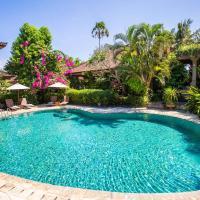 Vision Villa Resort, hotel in Keramas