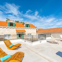 Villa Bunischa, hotel u Selcima