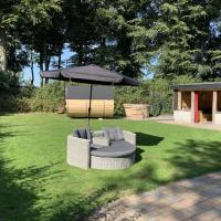 Spacious Holiday Home in Voorthuizen with Hot Tub