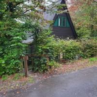 Durbuy72, Het kleine huis in het bos.