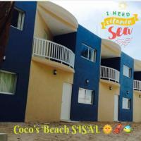 Hotel Coco's Beach, hotel in Sisal