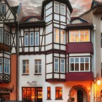 Boutique-Hotel Anno 1910, hotelli kohteessa Wernigerode