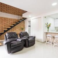 Hermoso y acogedor apartamento privado en el centro de Medellín