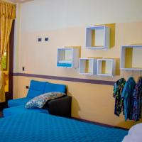 Rooms San Pedro & Atitlan., hotel in San Pedro La Laguna