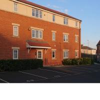Appleby Darlington - Modern 2 Bed Apartment nr Station