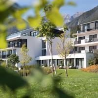 Hotel & Appartements Oberhofer, hotel in Telfes im Stubai