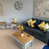 Self-contained Professional Grantham Apartments Sleeps 5