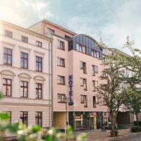Hotel am Jungfernstieg, Hotel in Stralsund
