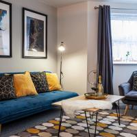 Stylish Serviced Apartment With FREE Parking & Netflix