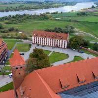 Zamek Gniew - Pałac Marysieńki – hotel w Gniewie