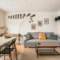Appartement Croisé Laroche 40m2