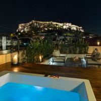 A77 Suites by Andronis, hotel in Plaka, Athens