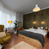 Europe Heart Apartment for 9