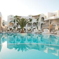 Aegean Plaza Hotel, hotel in Kamari