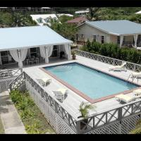 The White House, hotel em Jolly Harbour