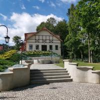 Willa Petit Charlotta, hotel in Jedlina-Zdrój
