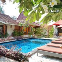 Villa Kinagu, hotel en Gili Meno