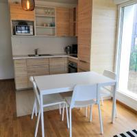 2 rooms apartment near Geneva