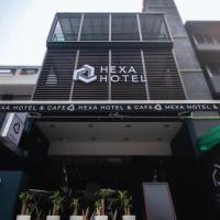 Hexa Hotel & Backpackers Bukit Bintang, hotel in Bukit Bintang, Kuala Lumpur