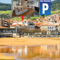ELIZAPE Ascensor y parking incluidos, hotel in Lekeitio