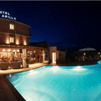 Hotel Akti Arilla, отель в городе Ариллас