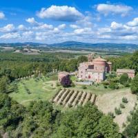 Villa La Cappella, hotell i Monticiano