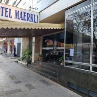 Hotel Maerkli, hotel em Santo Ângelo