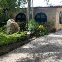 Rancho Agua Salada, готель у місті Alpuyeca