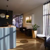 Hotell Tammsaare, hotelli Pärnussa