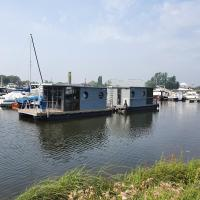 Houseboat Unique Stay, Hattem/Zwolle