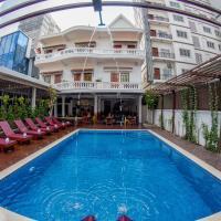 Poolside Villa, hôtel à Phnom Penh