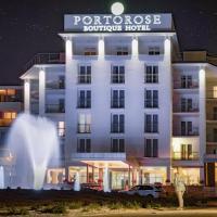Boutique Hotel Portorose, отель в Портороже