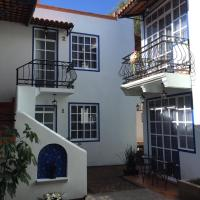 Villa Las Campanas, отель в городе Сан-Хуан-Теотиуакан