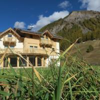 B&B Ecohotel Chalet des Alpes, hotel in Livigno