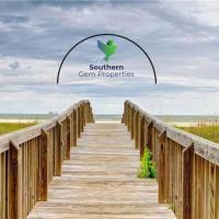 Hidden Gem: #512 Beachfront condo at Holiday Isle!
