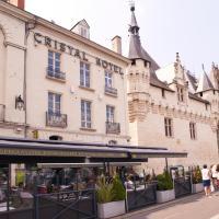 Cristal Hôtel Restaurant, hotel in Saumur