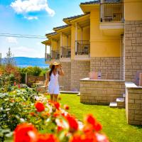 Anemolia Resort and Spa, hotel in Ioannina