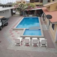 Casa Hospedaje Playas, hotel em Playas