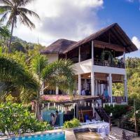Suan Sawan Ocean View, hotell sihtkohas Thong Nai Pan Noi